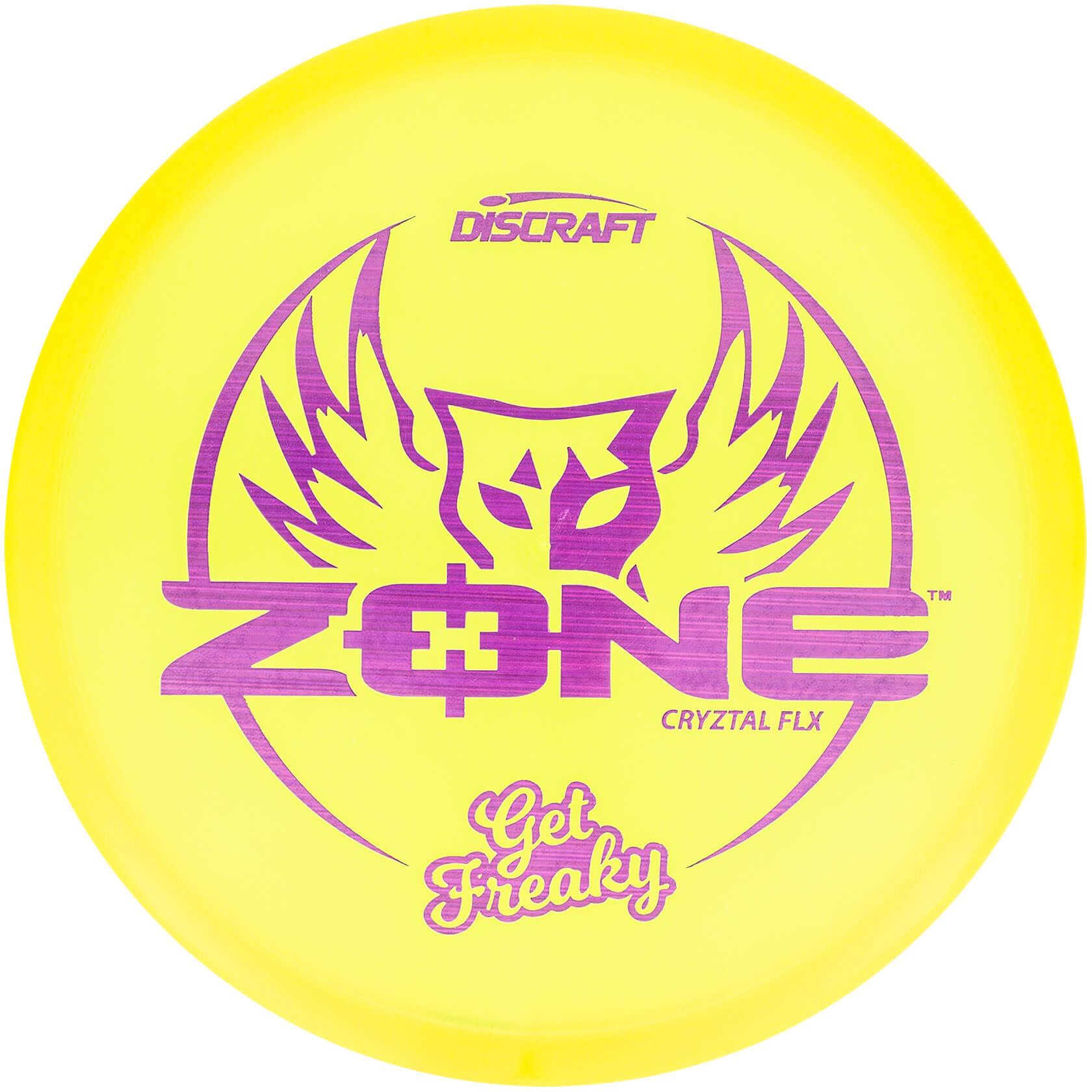 """Discraft CryZtal FLX Zone Brodie Smith """"Get Freaky"""""""