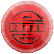 Discraft Swirly ESP Paul McBeth Zeus
