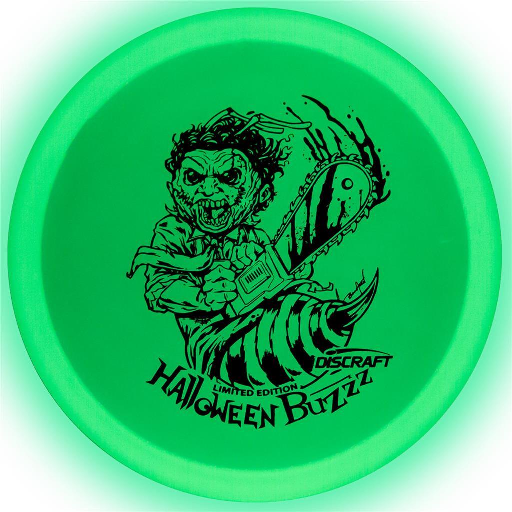 Discraft Elite Z Glo Halloween Buzzz