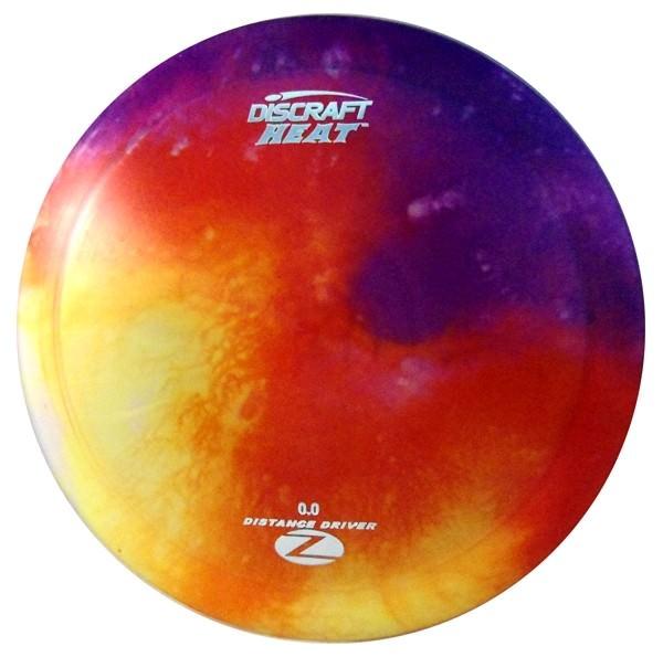 Discraft Elite Z Heat Fly-Dye