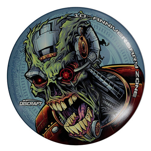 Discraft Limited Edition Supercolor ESP Ten Year Zone