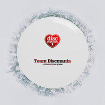 Discmania C-Line P2 Team Support Stamp