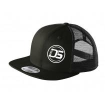 Team Disc Store New Era Snapback Flat Bill Trucker Cap