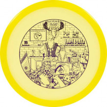 "Westside Discs VIP Gatekeeper ""Bar"" Stamp"