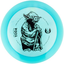 Jedi Master Yoda Discraft Elite Z Force