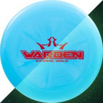 Dynamic Discs Classic Blend Moonshine Warden Bar Stamp