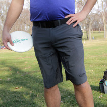 Dry Fit Disc Golf Performance Tournament Shorts