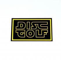 Disc Golf Stickers-galaxydiscgolf