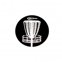 Disc Golf Stickers-discgolfbasket