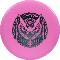 Dynamic Discs Classic Blend Warden Owl Stamp