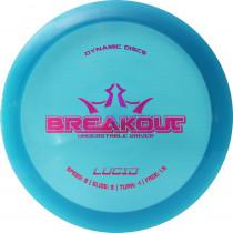 Dynamic Discs Breakout