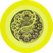 Dynamic Discs Lucid Felon Yin Yang Stamp