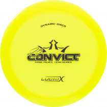Dynamic Discs Lucid-X Convict Paige Pierce 2018 Team Series