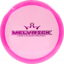 Dynamic Discs Lucid-X Glimmer Maverick Zach Melton 2020 Team Series