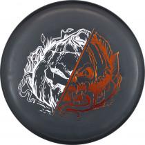Dynamic Discs Prime Deputy Pumpkin Stamp
