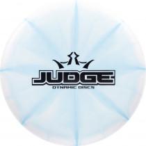 Dynamic Discs Prime Moonshine Burst Judge Bar Stamp