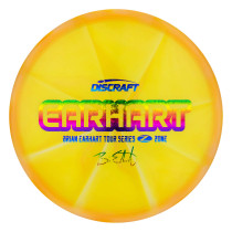 Discraft Swirly Z Zone Brian Earhart Tour Series