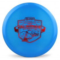 Gateway Diamond Element 2021 PDGA Pro Worlds Logo Stamp