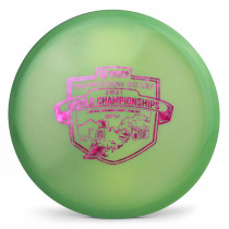 Gateway Diamond Super Glow Element 2021 PDGA Pro Worlds Logo Stamp