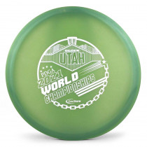 Gateway Diamond Super Glow Element 2021 PDGA Pro Worlds Fundraiser Stamp