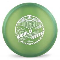 Gateway Diamond Super Glow Element 2021 PDGA Pro Worlds Fundraiser Stamp