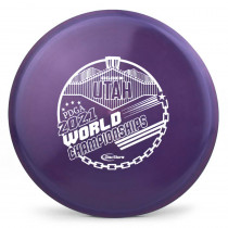 Gateway Diamond Element 2021 PDGA Pro Worlds Fundraiser Stamp