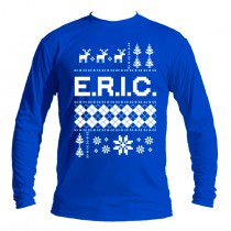 E.R.I.C. Ugly Sweater Long Sleeve Jersey