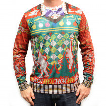 Ugly Sweater Full Sub Ultimate Jersey