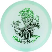Discraft 2020 Halloween Elite Z Glo Buzzz Hellraizzzer