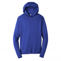 Long Sleeve Hooded Jersey