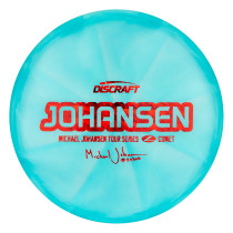 Discraft Swirly Z Comet Michael Johansen Tour Series