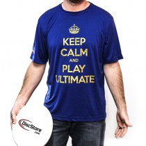 Keep Calm and Play Ultimate Jersey