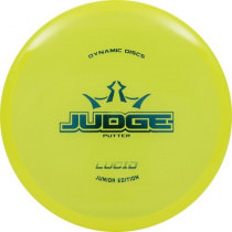 Dynamic Discs Lucid Junior Judge