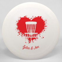 Semi-Custom Discraft Buzzz Love Disc Golf Disc