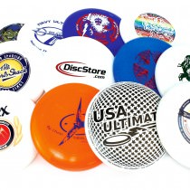 Discraft Ultra-Star Misprint and Over-Run