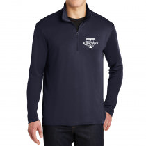1/4 Zip Dry Fit Disc Golf Pullover