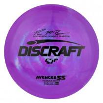 Discraft Paul McBeth Swirly ESP Avenger SS