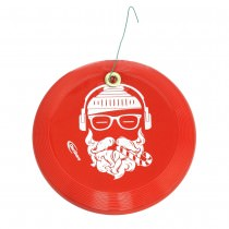 Holiday Mini Disc Ornaments