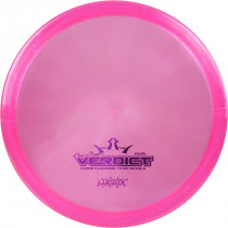 Dynamic Discs Lucid-X Glimmer Verdict Chris Clemons 2021 V1 Tour Series
