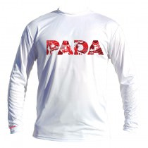 PADA Ultimate Long Sleeve Collage Jersey