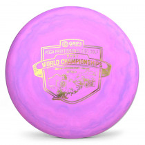 Gateway Super Soft Wizard 2021 PDGA Pro Worlds Logo Stamp