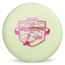 Gateway Super Stupid Soft Hemp Wizard 2021 PDGA Pro Worlds Logo Stamp