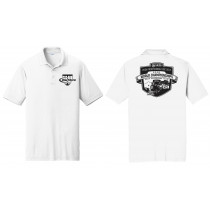 2020 Pro Worlds Fundraiser Performance Dri Fit Polo