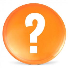 Mystery Disc Golf Disc