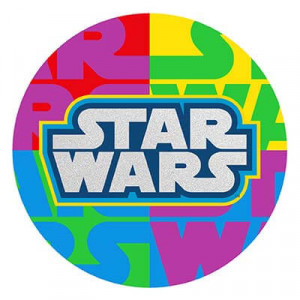 Discraft Supercolor Star Wars Buzzz