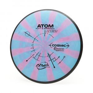 MVP Cosmic Electron Soft Atom