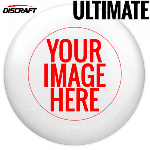 Custom UV Printed Ultimate Disc - Discraft Ultra-Star