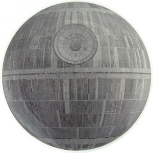 Star Wars Death Star Supercolor Discraft Ultra-Star