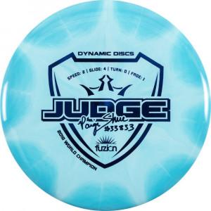 Dynamic Discs Fuzion Burst Judge Paige Shue Tour Series