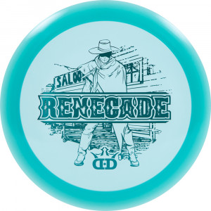 Dynamic Discs Lucid Renegade Limited Edition Stamp
